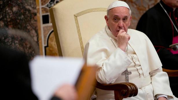 El papa Francisco señala a los políticos corruptos que padecemos