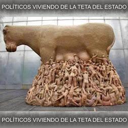 España y su interminable lista de parásitos políticos