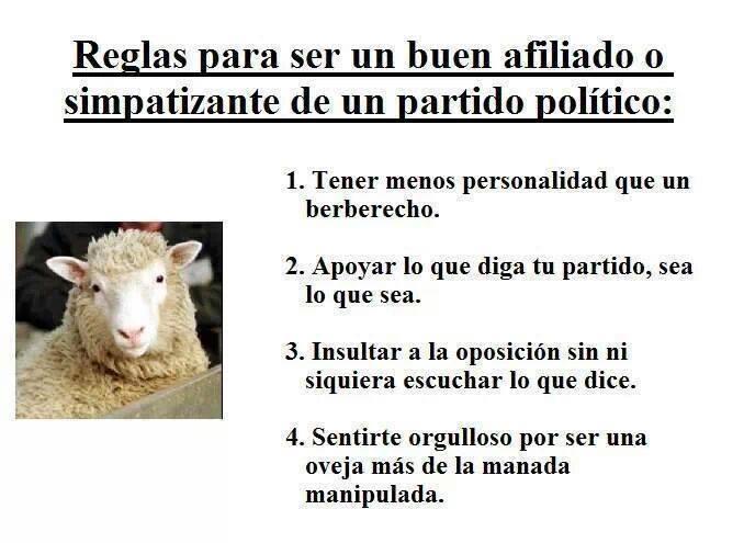 El sistema político español se desmorona