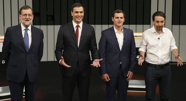Ganadores y perdedores del debate