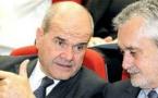 La petición de condena para Chaves y Griñan, una vengüenza que humilla a Andalucía y España