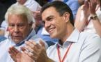 Aberraciones de la moral pervertida, vigente en los partidos políticos españoles