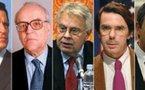 El fracaso de los políticos españoles