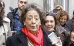 Rita Barberá, víctima mortal de la miseria política española
