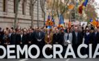 Derroche de cobardía en Cataluña y España
