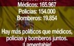 ¿Hay alguien que no esté convencido todavía de que los políticos son el principal problema de España?