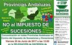 La lucha contra el Impuesto de Sucesiones es lo más hermoso que le ha ocurrido a Andalucía en décadas