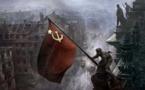 La bandera roja sobre Berlín no fue el final sino el comienzo del triunfo marxista.