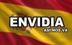 La envidia española