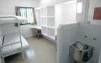 Interior de una celda en la cárcel española de Estremera