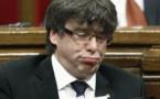 Puigdemont y la intolerable falta de exigencias a los políticos españoles