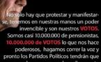 España: el poder inmenso de los pensionistas en rebeldía
