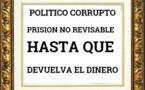 España: el rechazo activo a los malos políticos debe formar parte de la lucha por mejorar la nación
