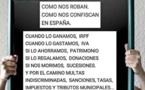 El saqueo fiscal en España