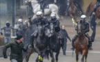 Grandes disturbios en Bruselas contra la firma del Pacto Migratorio