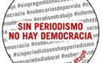 """El lema de la FAPE """"Sin periodismo no hay democracia"""" es una estafa"""