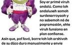 El primer virus informático 'hecho en Andalucía'