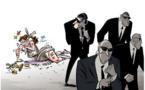 La Justicia apaleada y agonizante en España