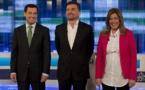Debate electoral en Andalucía: lluvia de votos para Podemos y Ciudadanos