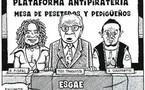 España: dos dictaduras, la de los partidos políticos y la de la SGAE