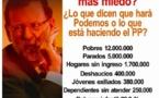 Ni la comprobada injusticia del PSOE y el PP, ni el seguro liberticidio de Podemos