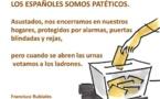 Los españoles somos patéticos al votar a ineptos, verdugos y ladrones