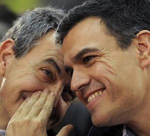 El socialismo español se muere a chorros
