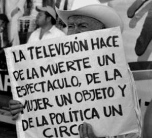 Apagar la televisión