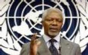 El desprestigio de Kofi Annan es el de la legalidad internacional