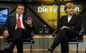 Elecciones alemanas: el carisma (Schröder) contra la saludable alternancia (Merkel)