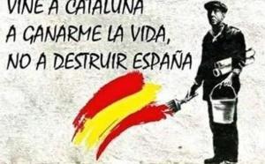 VIOLENCIA Y COBARDÍA EN EL CONFLICTO CATALÁN