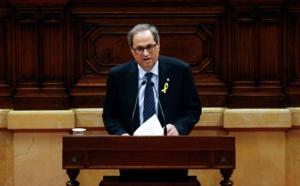 Quim Torra y su declaración de guerra a España
