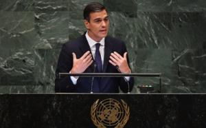 Pedro Sánchez alegra a los españoles al arremeter contra el nacionalismo en la ONU