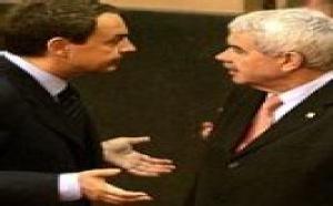 Zapatero está triste, ¿qué le pasa a Zapatero?