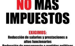 España, bajo la bota cruel de políticos codiciosos e irresponsables