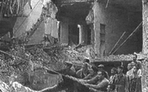 El bombardeo republicano de Cabra fue más miserable que el de Guernica