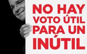"""El """"Voto útil"""" es una aberración antidemocrática"""