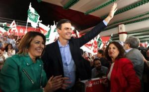 """Pedro Sánchez ya prepara el """"entierro"""" de Susana Díaz"""