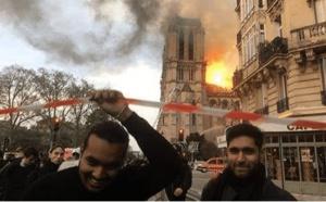 ¿Quién ha quemado Notre Dame de París?