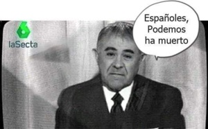 El hundimiento de Podemos y el fracaso de Pablo Iglesias