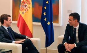 PSOE y PP luchan por resucitar el bipartidismo