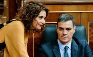Pedro Sánchez y el socialismo caerán en España por culpa de los impuestos