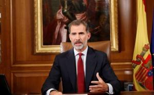 El rey tiene en sus manos la salvación de España