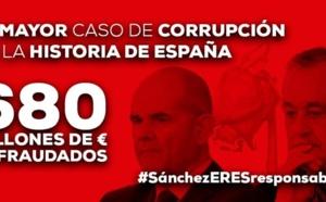 Aquelarre de ladrones, bandoleros y chorizos socialistas