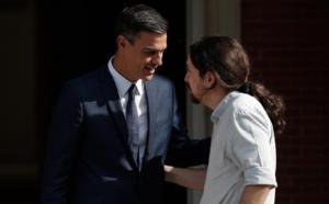 La España de Pedro Sánchez no es el país que queremos