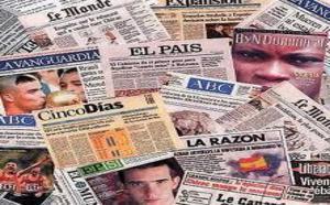 El periodismo se suicida en España