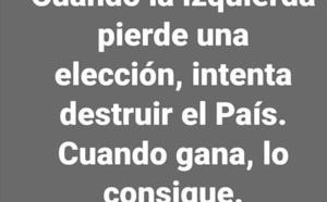 La política española acentúa su degradación
