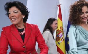 Pedro Sánchez muestra su obscena pata totalitaria