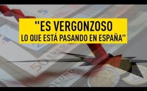 """La """"desgracia"""" de ser español en tiempos de Sánchez e Iglesias"""