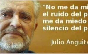Pobre España, donde se muere la izquierda decente y se queda la izquierda malvada